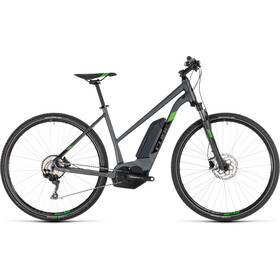 Cube Cross Hybrid Pro 400 Trapez Iridium'n'Green